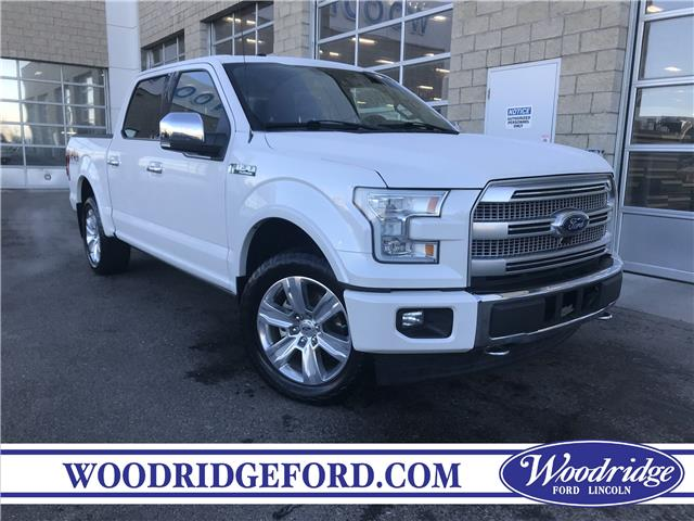 2017 Ford F-150 Platinum (Stk: 29919) in Calgary - Image 1 of 22
