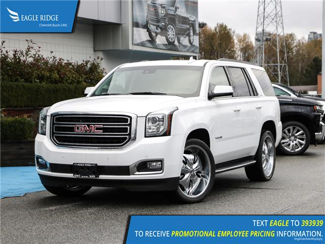2018 GMC Yukon SLT (Stk: 189723) in Coquitlam - Image 1 of 19
