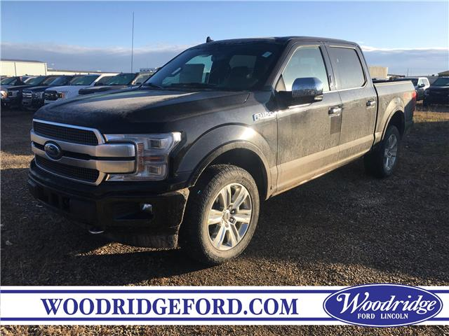 2019 Ford F-150 Platinum (Stk: K-2626) in Calgary - Image 1 of 5