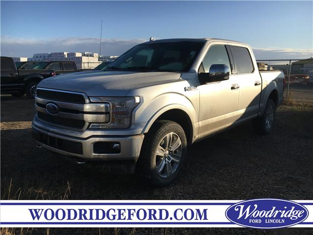 2019 Ford F-150 Platinum (Stk: K-2630) in Calgary - Image 1 of 5
