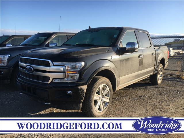 2019 Ford F-150 Platinum (Stk: K-2634) in Calgary - Image 1 of 5