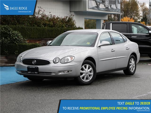 2005 Buick Allure CX (Stk: 059333) in Coquitlam - Image 1 of 14