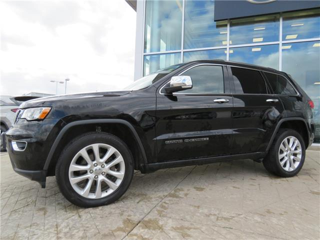 2017 Jeep Grand Cherokee Limited (Stk: X9218A) in London - Image 1 of 24
