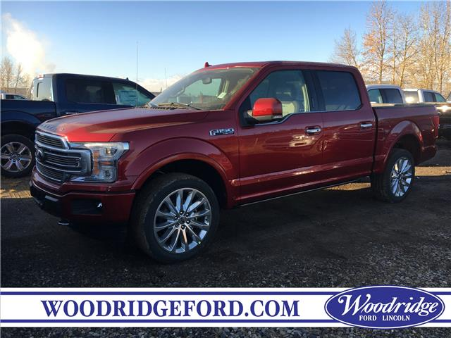 2019 Ford F-150 Limited (Stk: K-2645) in Calgary - Image 1 of 5
