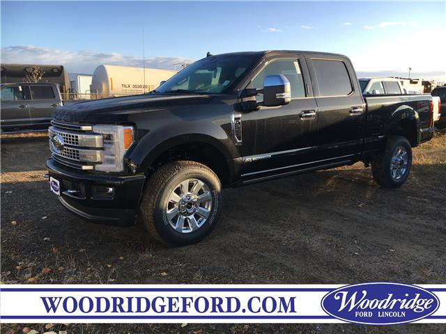 2019 Ford F-350 Platinum (Stk: K-2743) in Calgary - Image 1 of 5