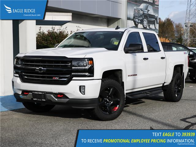2017 Chevrolet Silverado 1500 2LZ (Stk: 179813) in Coquitlam - Image 1 of 17