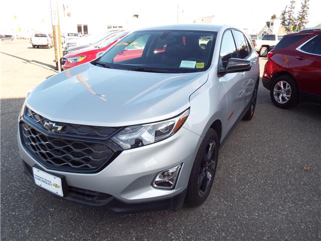 2019 Chevrolet Equinox LT (Stk: 19053) in Quesnel - Image 1 of 1