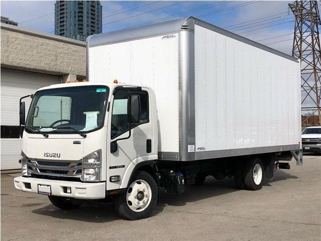 2019 Isuzu NRR New 2019 Isuzu NRR W/20' Body & Tailgate Loader (Stk: STI95021) in Toronto - Image 1 of 18