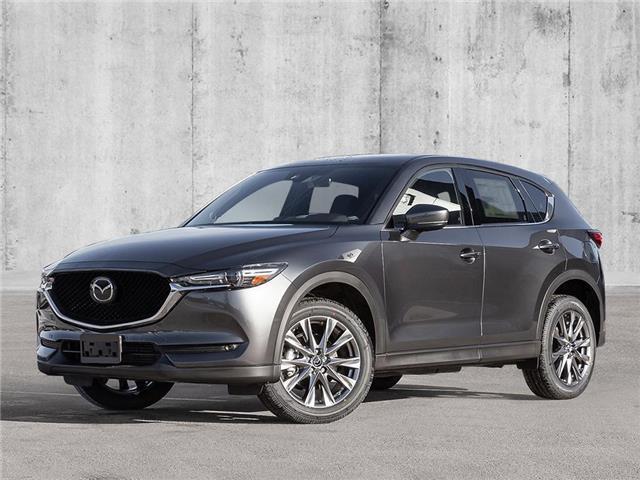 2019 Mazda CX-5 Signature (Stk: 635141) in Victoria - Image 1 of 23