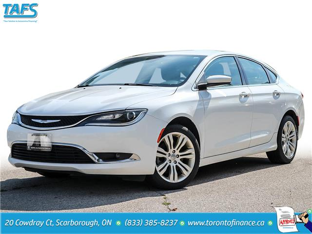 2015 Chrysler 200 Limited (Stk: 736718) in Toronto - Image 1 of 23