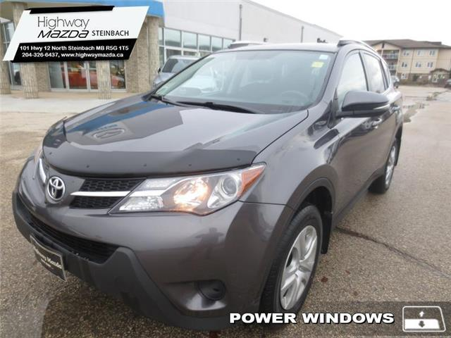 2014 Toyota RAV4 AWD LE (Stk: M19173A) in Steinbach - Image 1 of 20
