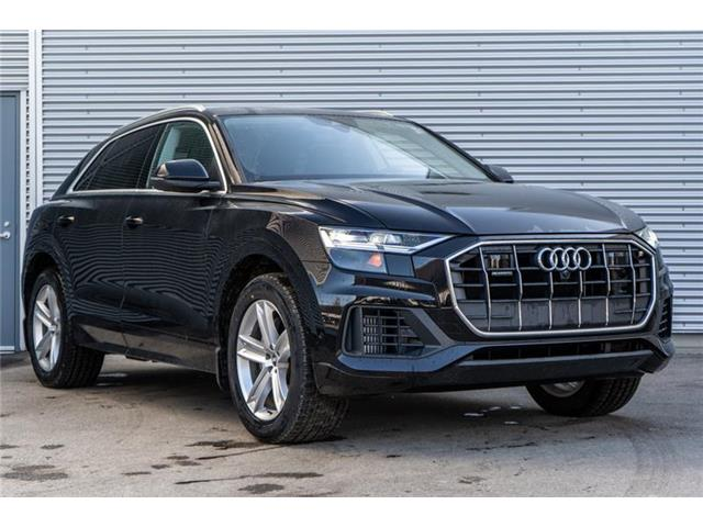 2019 Audi Q8 55 Progressiv (Stk: N4998) in Calgary - Image 1 of 14