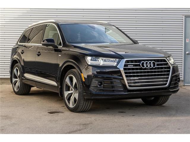 2019 Audi Q7 55 Technik (Stk: N5076) in Calgary - Image 1 of 17