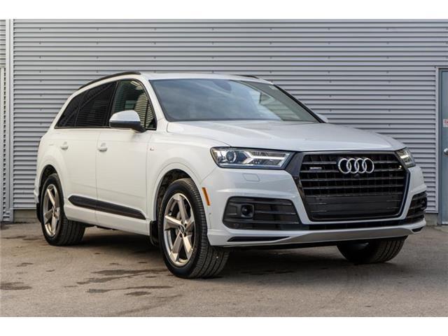 2019 Audi Q7 55 Progressiv (Stk: N5129) in Calgary - Image 1 of 17