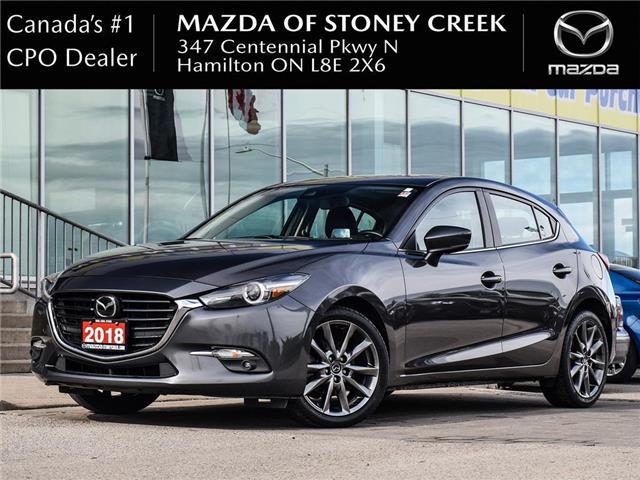 2018 Mazda Mazda3 Sport GT (Stk: SR1410) in Hamilton - Image 1 of 22
