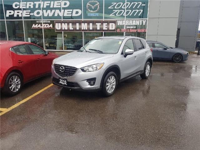 2016 Mazda CX-5 GS FWD at NAVI, REAR CAM, ALLOYS, HEATED SEATS, SU (Stk: P1992) in Toronto - Image 1 of 1