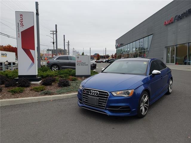 2015 Audi S3 2.0T Technik (Stk: 53052A) in Ottawa - Image 1 of 10