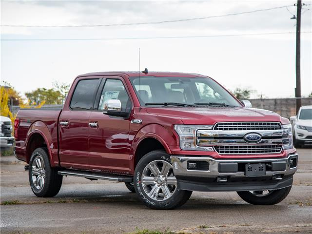 2019 Ford F-150 Lariat (Stk: 19F11075) in St. Catharines - Image 1 of 24