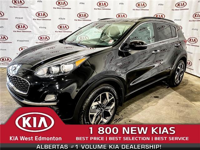 2020 Kia Sportage EX Premium (Stk: 22034) in Edmonton - Image 1 of 38
