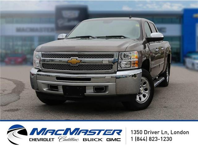 2012 Chevrolet Silverado 1500 LS (Stk: 9P059A) in London - Image 1 of 10