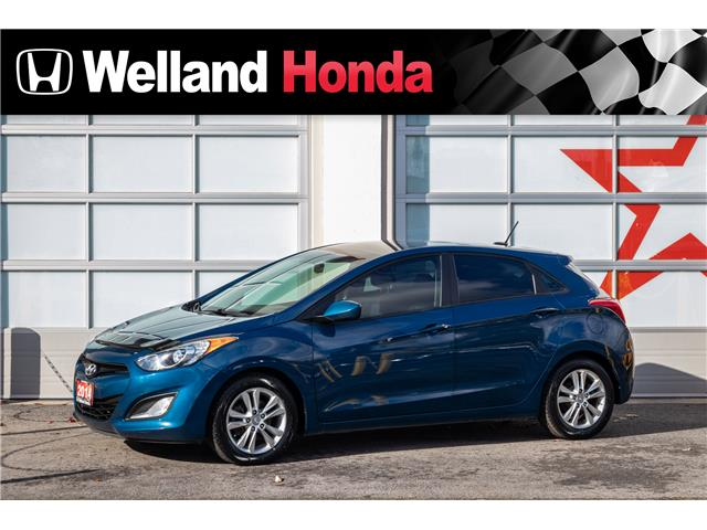 2014 Hyundai Elantra GT GLS (Stk: U19401) in Welland - Image 1 of 19