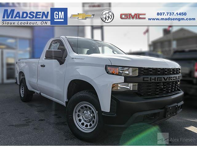 2019 Chevrolet Silverado 1500 Work Truck (Stk: 19297) in Sioux Lookout - Image 1 of 4