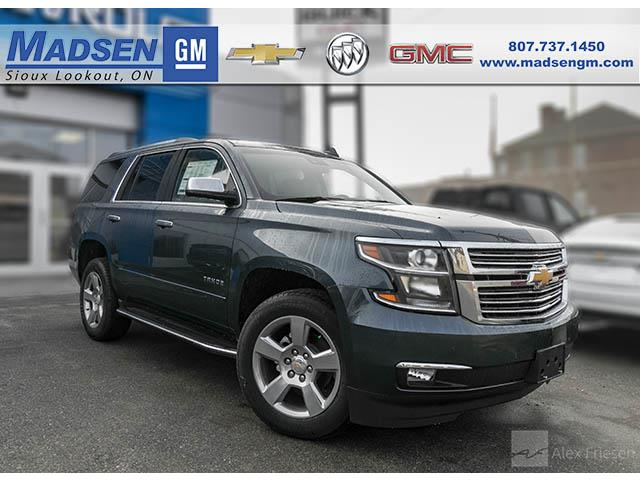 2019 Chevrolet Tahoe Premier (Stk: 19134) in Sioux Lookout - Image 1 of 4