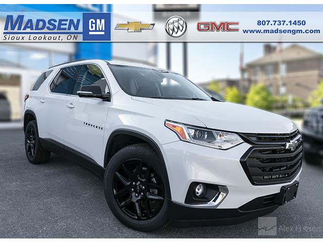 2019 Chevrolet Traverse 3LT (Stk: 19223) in Sioux Lookout - Image 1 of 4