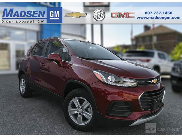 2019 Chevrolet Trax LT (Stk: 19280) in Sioux Lookout - Image 1 of 4