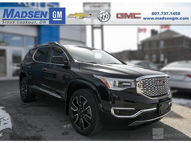 2019 GMC Acadia Denali (Stk: 19174) in Sioux Lookout - Image 1 of 4