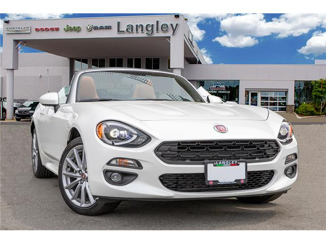 2019 Fiat 124 Spider Lusso (Stk: K141613) in Surrey - Image 1 of 18