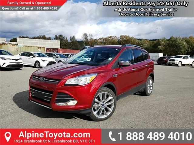 2014 Ford Escape SE (Stk: W039152A) in Cranbrook - Image 1 of 23