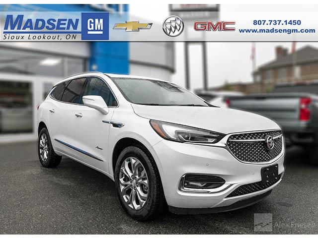2020 Buick Enclave Avenir (Stk: 20105) in Sioux Lookout - Image 1 of 4