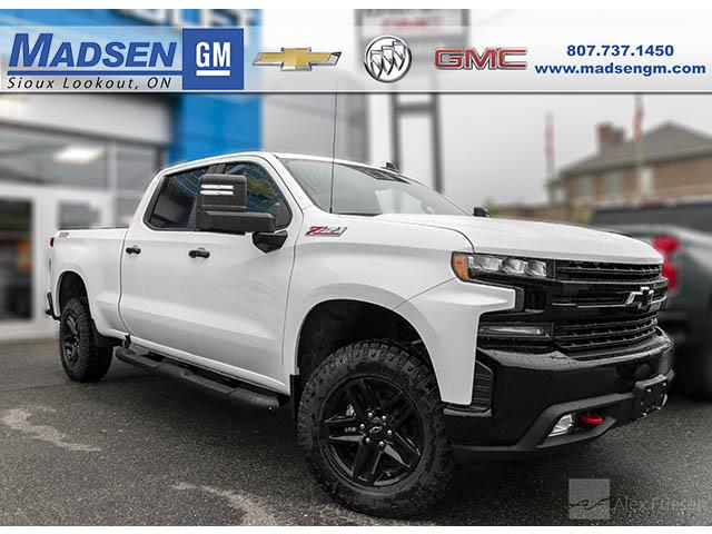 2020 Chevrolet Silverado 1500 LT Trail Boss (Stk: 20107) in Sioux Lookout - Image 1 of 4