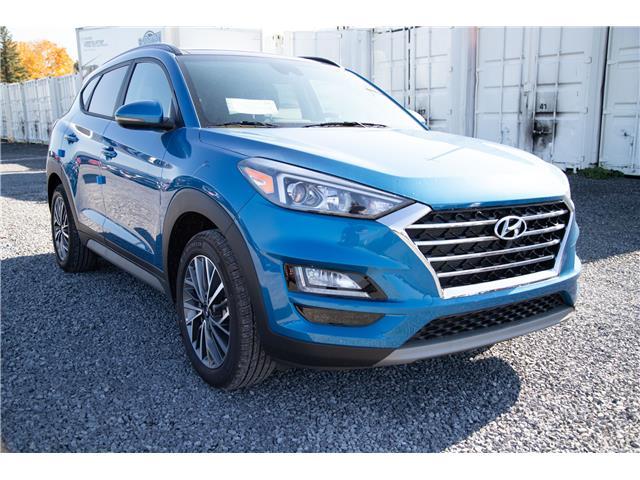 2020 Hyundai Tucson Luxury (Stk: R05130) in Ottawa - Image 1 of 10