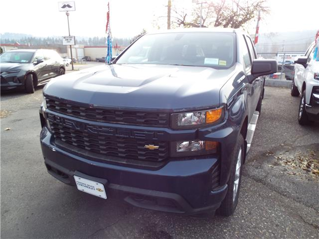 2019 Chevrolet Silverado 1500 Silverado Custom (Stk: 19110) in Quesnel - Image 1 of 1