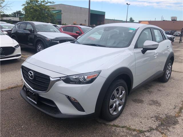2019 Mazda CX-3 GX (Stk: SN1470) in Hamilton - Image 1 of 15