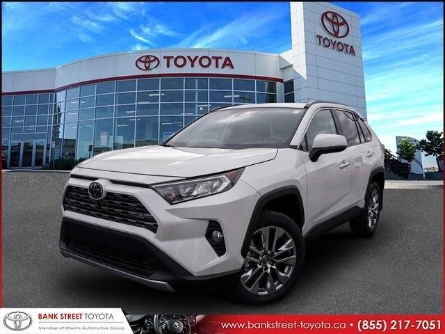 2019 Toyota RAV4 Limited (Stk: 26948) in Ottawa - Image 1 of 27