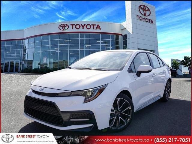 2020 Toyota Corolla SE (Stk: 27241) in Ottawa - Image 1 of 23