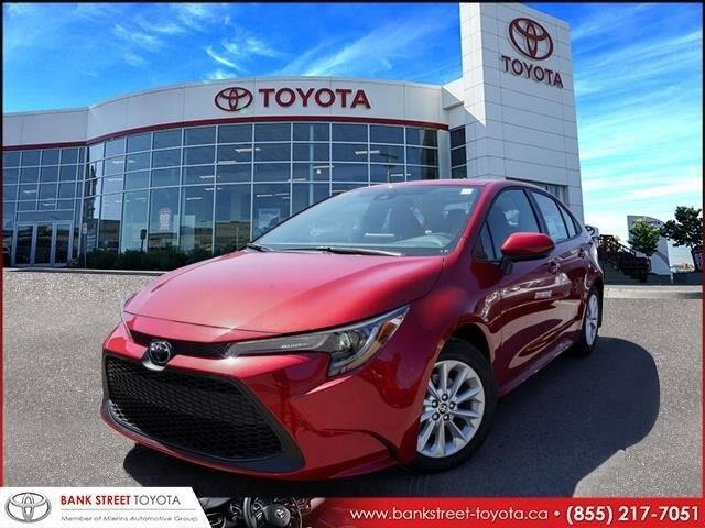 2020 Toyota Corolla LE (Stk: 27461) in Ottawa - Image 1 of 21