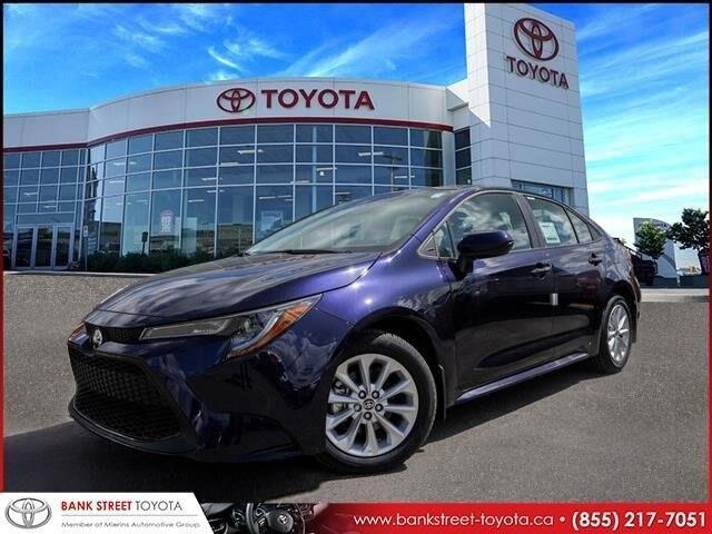 2020 Toyota Corolla LE (Stk: 27593) in Ottawa - Image 1 of 23