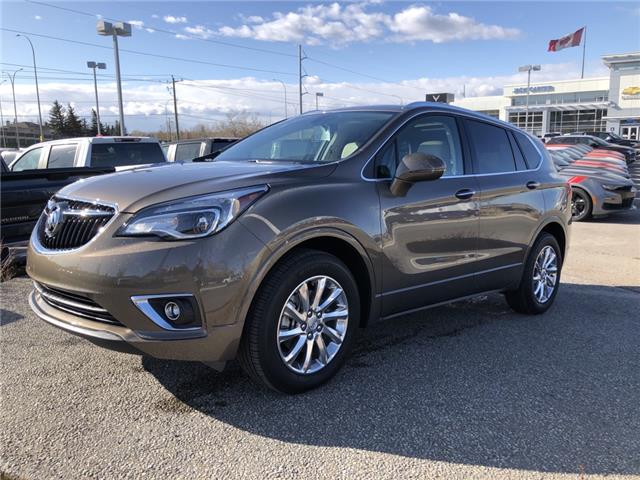 2019 Buick Envision Essence (Stk: KD000553) in Calgary - Image 1 of 16