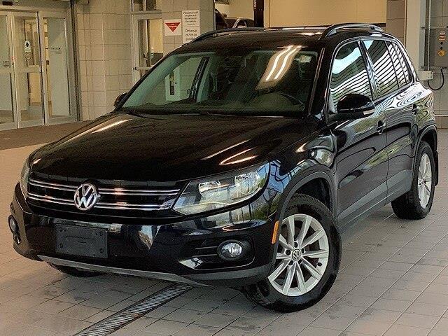 2014 Volkswagen Tiguan Trendline (Stk: 21880A) in Kingston - Image 1 of 25