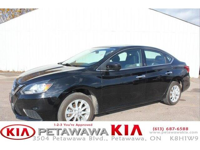 2017 Nissan Sentra  (Stk: P0049) in Petawawa - Image 1 of 22