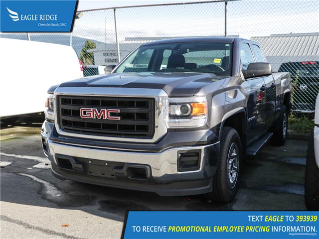 2015 GMC Sierra 1500 Base (Stk: 159809) in Coquitlam - Image 1 of 3