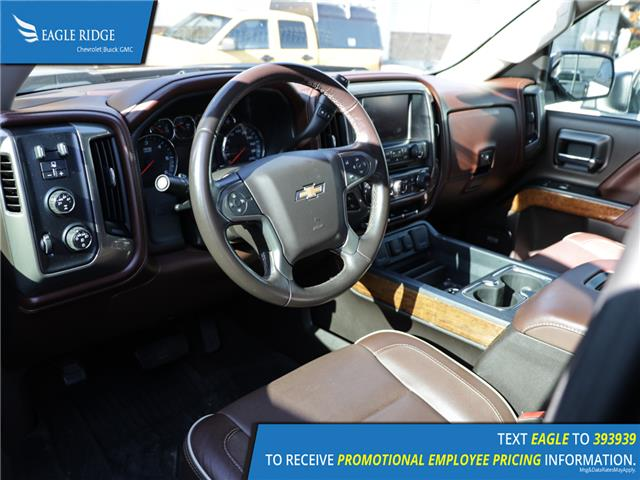 2016 Chevrolet Silverado 1500 High Country (Stk: 168274) in Coquitlam - Image 2 of 4