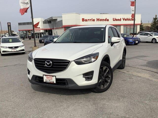 2016 Mazda CX-5 GT (Stk: U16140) in Barrie - Image 1 of 27