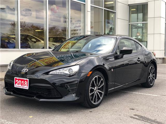 2018 Toyota 86 Base (Stk: W4879) in Cobourg - Image 1 of 20