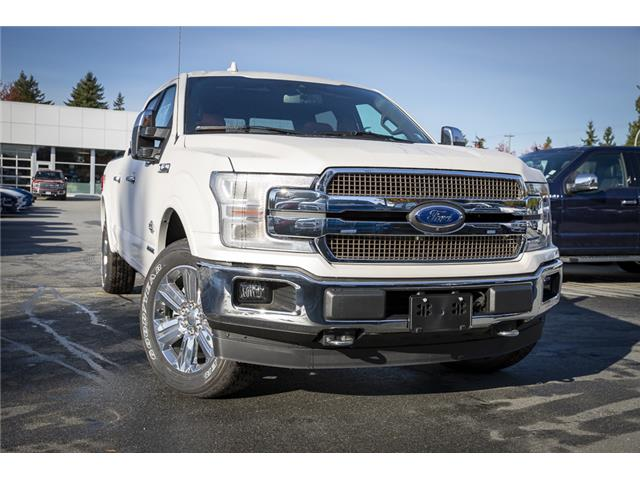 2019 Ford F-150 King Ranch (Stk: 9F15216) in Vancouver - Image 1 of 28