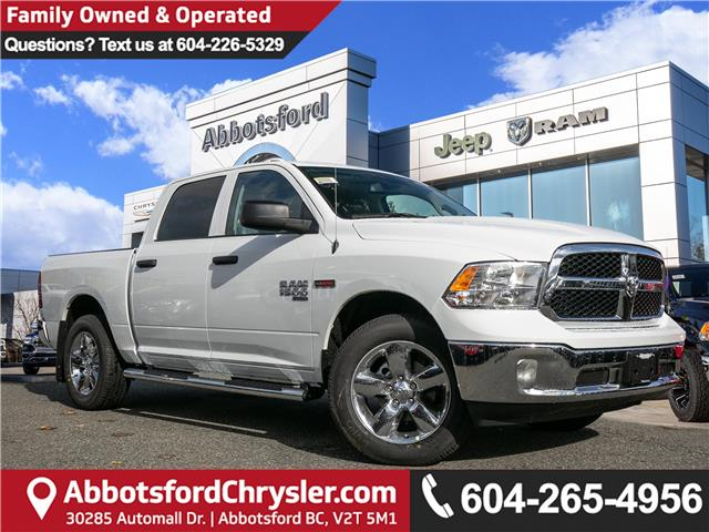 2019 RAM 1500 Classic ST (Stk: K706608) in Abbotsford - Image 1 of 25
